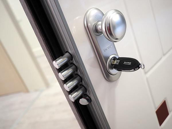 porte di sicurezza moderne