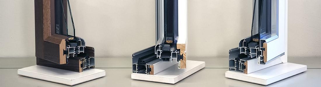 Serramenti alluminio legno prezzi posa in opera e vendita for Prezzi serramenti legno alluminio