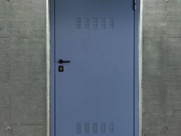Porte blindate per cantina