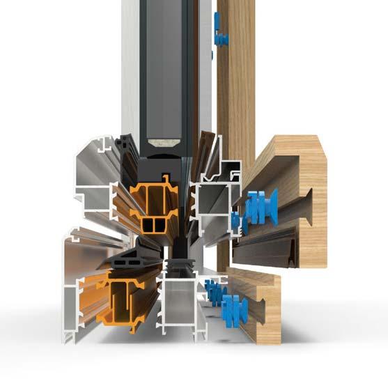 caratteristiche legno alluminio