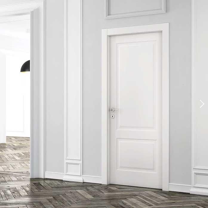 porta da interno laccata